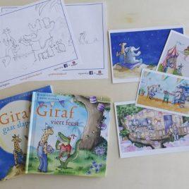 het vakantie pakket van Giraf