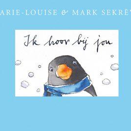 ik hoor bij jou, boekje over liefde, verliefdheid