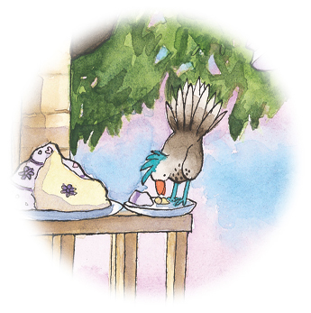 olifantsvogeltje-eet-taart-uit-viert-feest