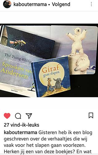 prentenboeken, giraf gaat slapen