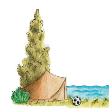 Vraag van de week over kamperen