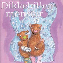 Het dikkebillenmonster, gruwelijk eng, prentenboek beer