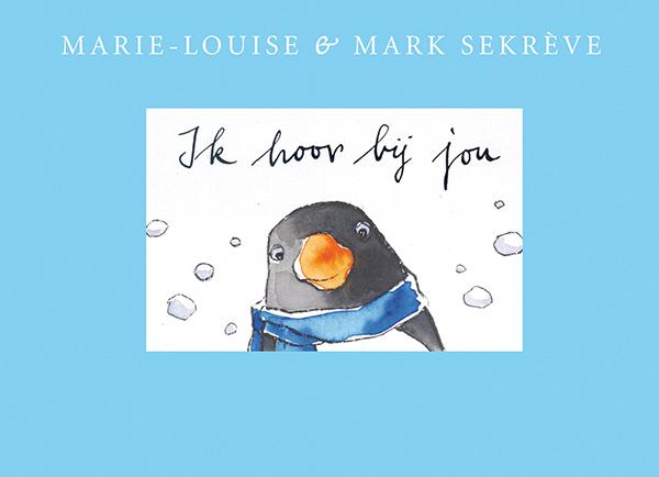 Ik hoor bij jou deel 1 uit de serie van pinguin Max