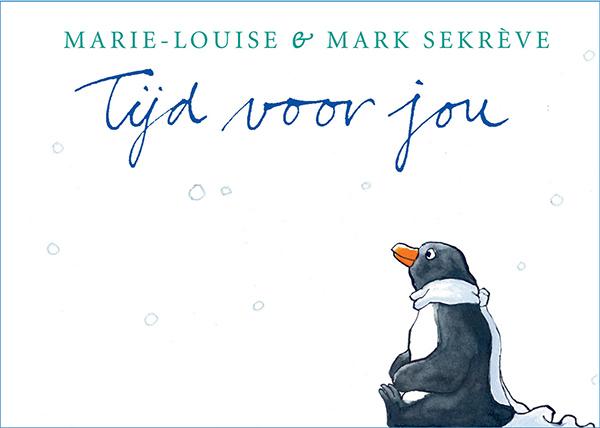 Tijd voor jou deel 4 uit de serie van pinguin Max